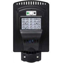 Lampa SIKS® pentru iluminat stradal, panou solar, telecomanda, LS99