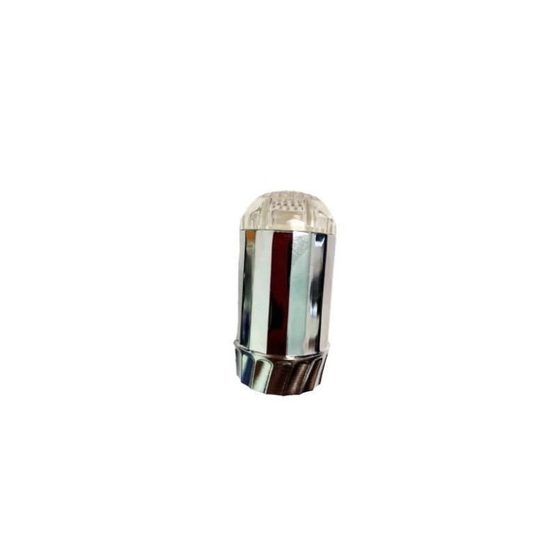 Cap SIKS® pentru robinet cu LED, multicolor, material aluminiu