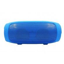 Boxa portabila Charge 2 fara fir, albastra