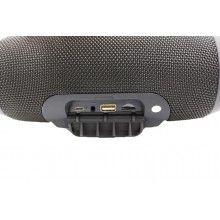 Boxa portbabila EDAR bluetooth, model CHARGE3, Autonomie 20h, USB, Card , Radio, 100 W, sunet clar, neagra