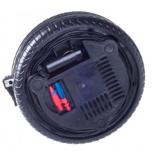 Mini compresor in forma de roata