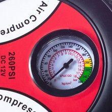 Mini compresor SIKS® in forma de roata, DC12V, 150W