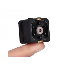 Mini Camera Spion neagra Full HD SQ11 MINI DV cu functie video si foto
