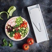 Razatoarea multifunctionala SIKS® fructe si legume, practica, accesorii incluse