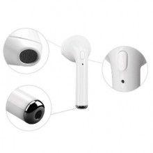 Mini casca SIKS®, model 7, bluetooth, microfon incorporat, handsfree, design egronomic
