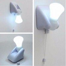 Set 4 becuri fara fir cu LED Handy Bulb