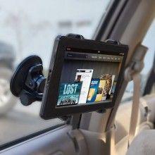 Suport auto universal pentru tableta negru