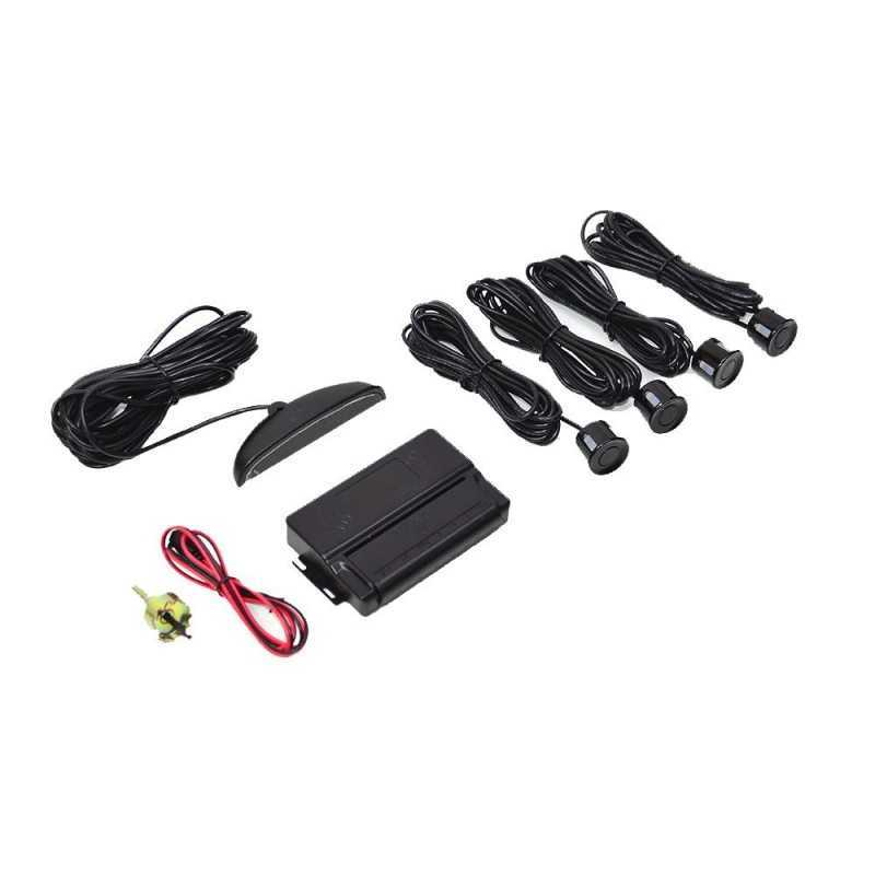 Sistem de parcare EDAR® pentru masina cu 4 senzori, display LED, avertizare acustica