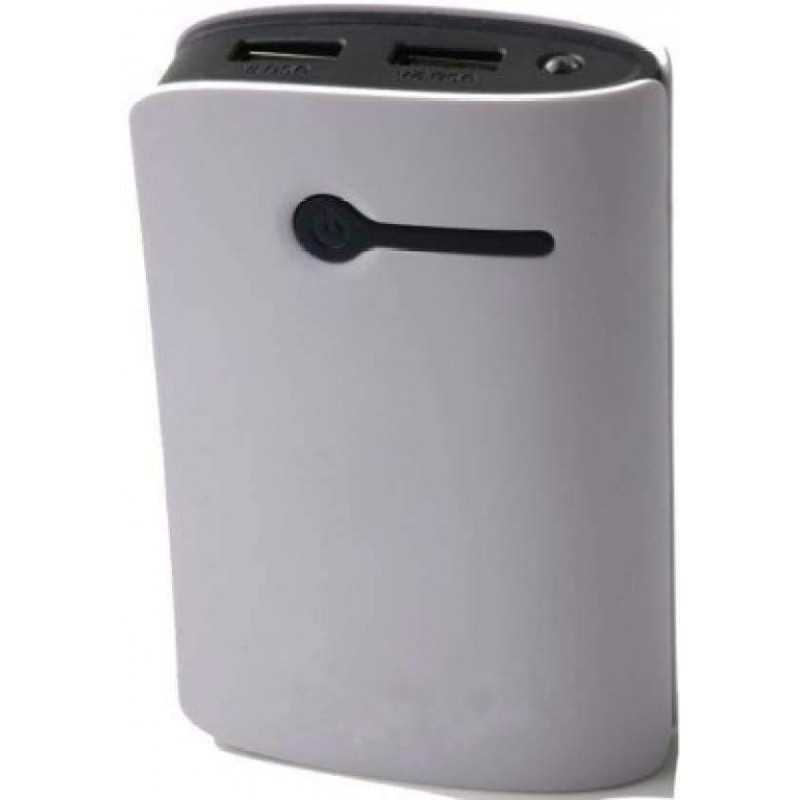 Baterie Externa Power Bank 8400 mAh alba