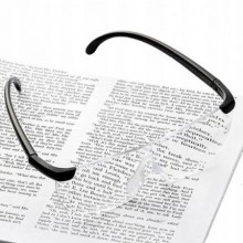 Ochelari SIKS® cu efect de lupa, factor de marire de 60%
