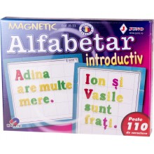 Alfabetar introductiv magnetic