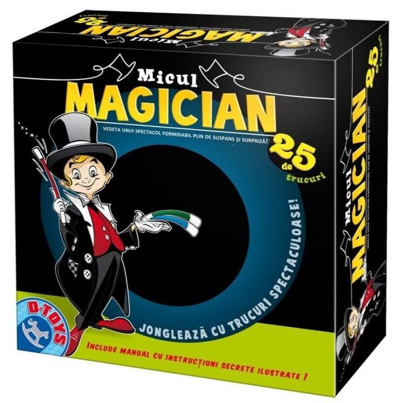 Joc Micul Magician cu 25 de trucuri