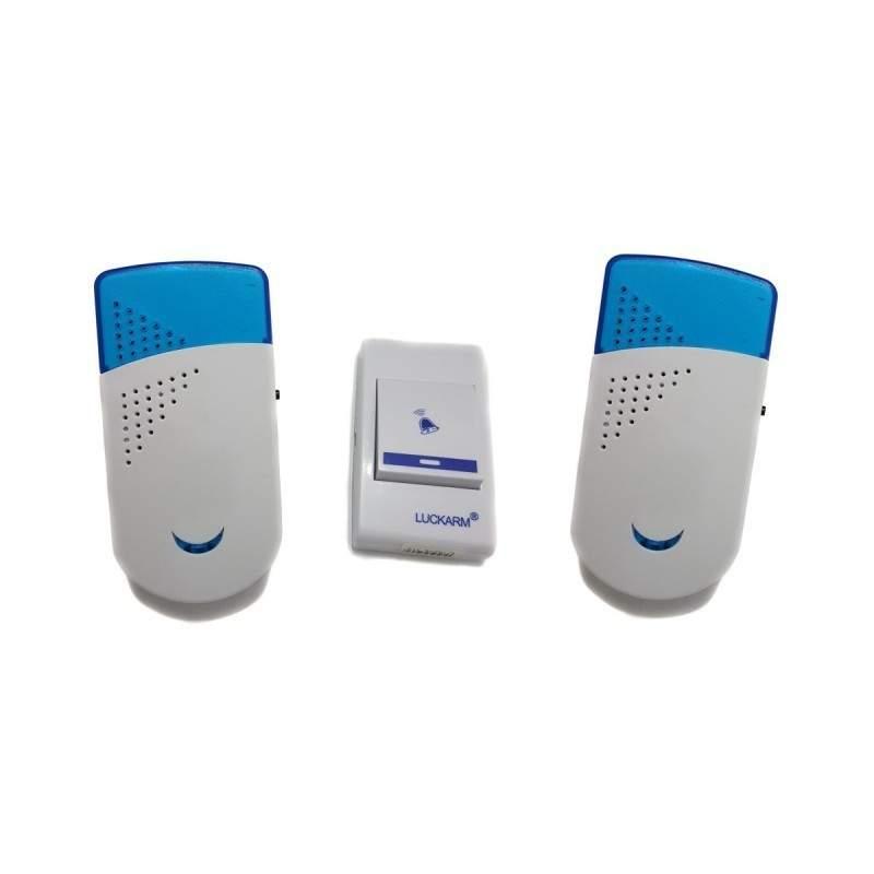 Sonerie dubla Wireless SIKS®, 220 V