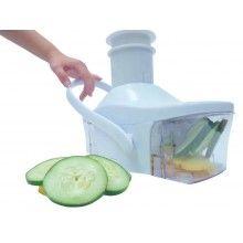 Tocator multifunctional de legume si fructe
