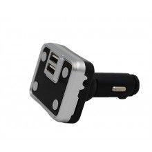 Modulator auto FM, intrare AUX, conectare Wireless, incarcator