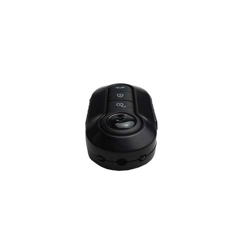 Telecomanda auto SIKS® cu camera spion, negru