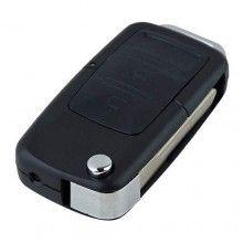 Telecomanda auto cu mini camera spion, neagra