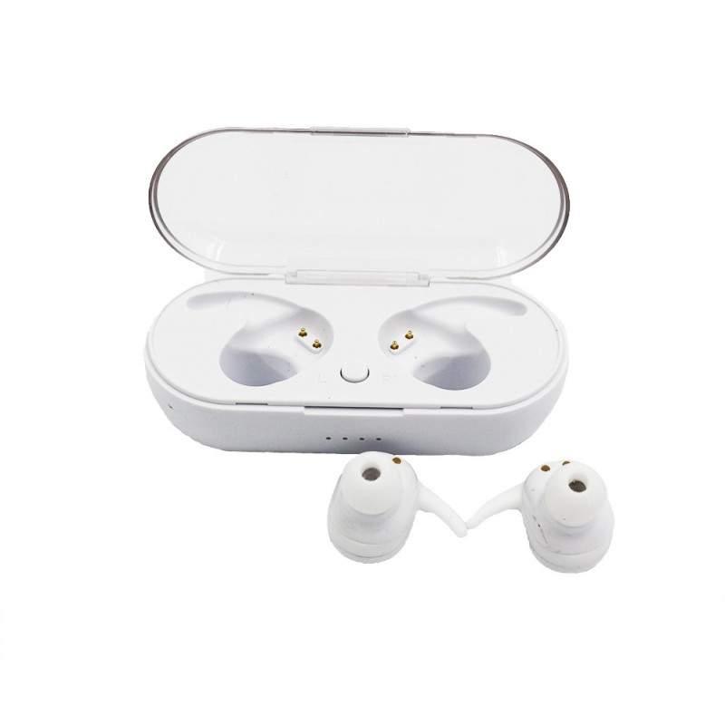 Casti Bluetooth Wireless TWS4 Albe