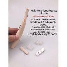 Mini trimmer facial pentru barbati si femei