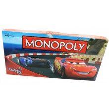 Joc Monopoly cu Cars