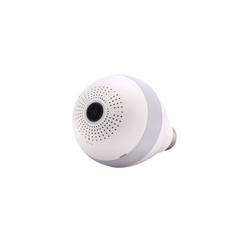 Bec cu camera SIKS® 3D, supraveghere, microfon incorporat