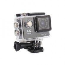 Camera sport SIKS® 4k, rezistenta la apa, foto/video, ecran lcd