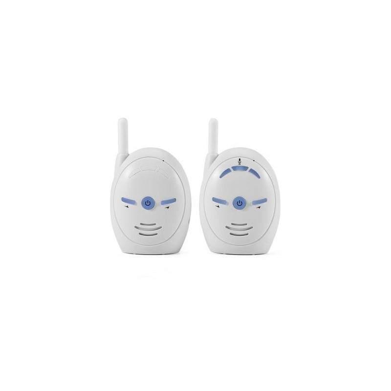 Sistem audio monitorizare bebelusi cu 2 unitati