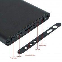 Baterie externa cu camera HD incorporata