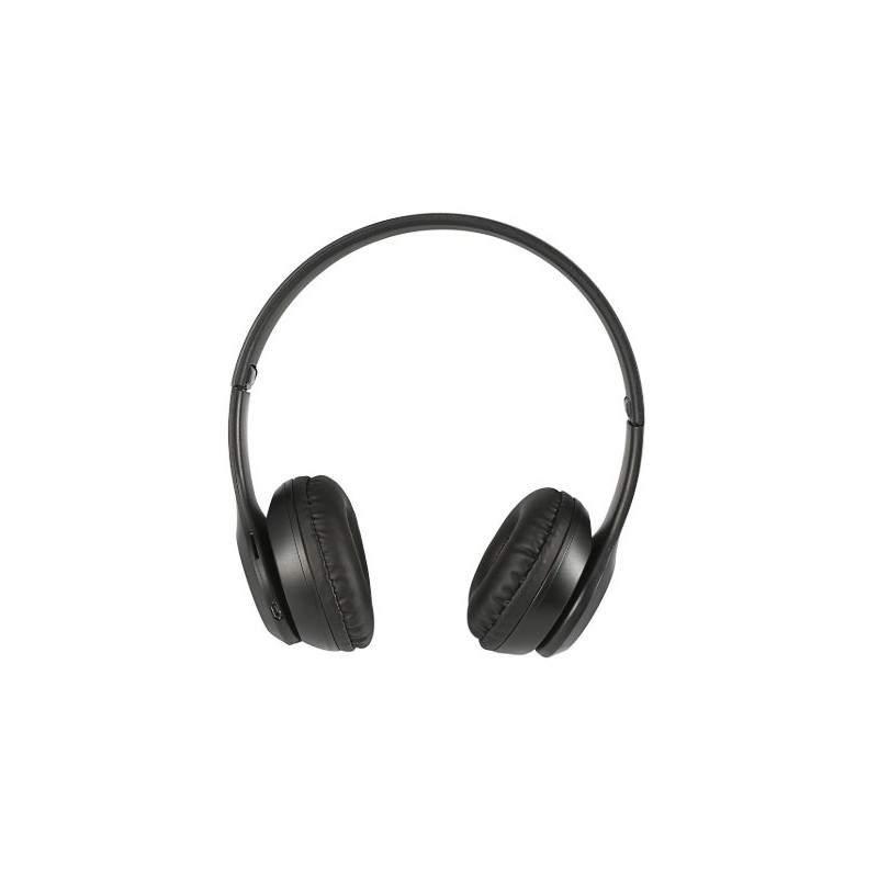 Casti audio SIKS® wireless, Bluetooth 5.0, P47 Negru