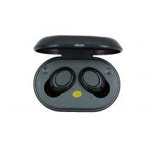 Casti airpods SIKS® wireless, A2 tws, fara fir, negru