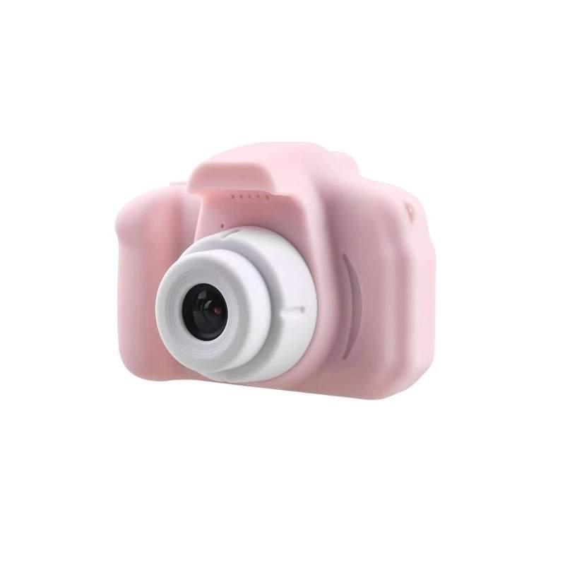Mini Aparat Foto pentru copii Roz
