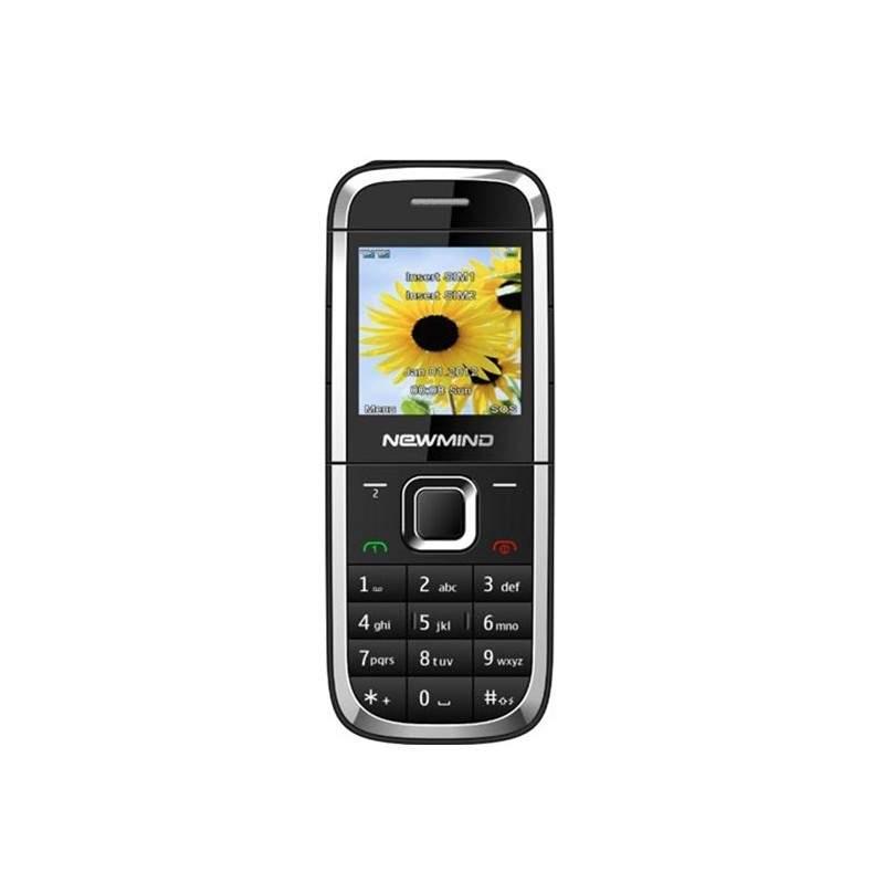 Telefon mobil mini Dual SIM camera foto Radio FM Negru