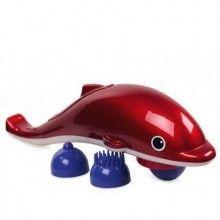 Aparat pentru masaj Delfin cu 3 accesorii