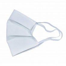 Masca de protectie reutilizabila pentru copii Alb