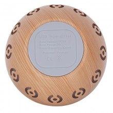 Umidificator de aroma cu ultrasunete si LED, 130 ml, USB, Bej