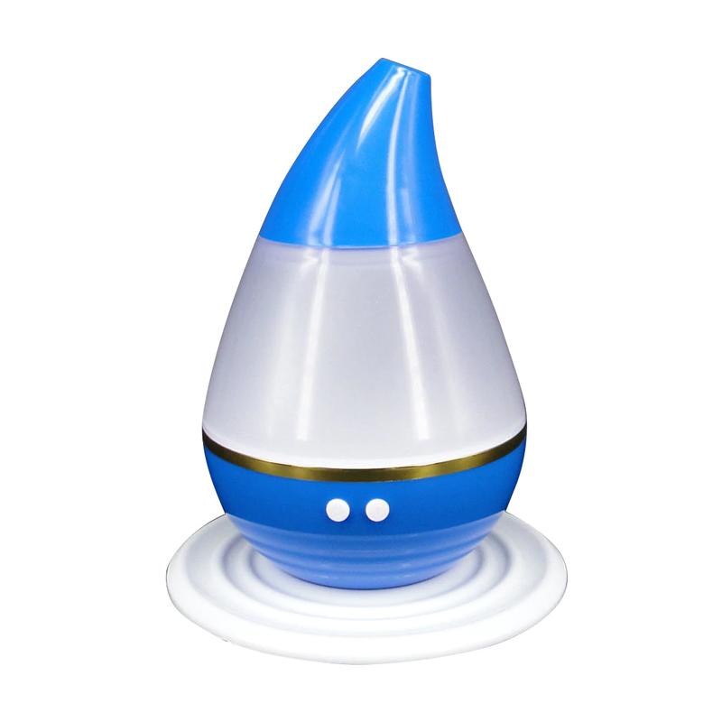 Umidificator Para cu ultrasunete Albastru