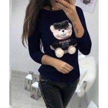 Pulover Damă Teddy Bear