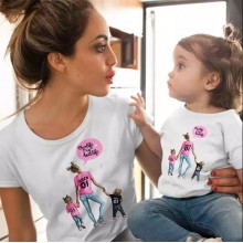"Tricou copil ""Mom's life"""