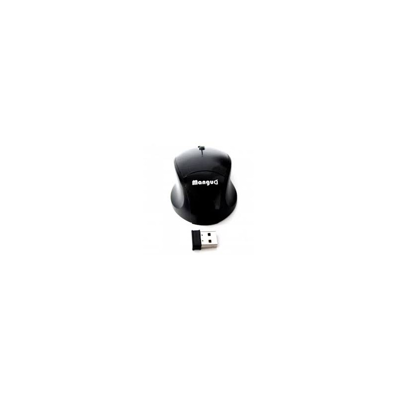 Mouse wireless Manguo, 2.4Ghz , negru