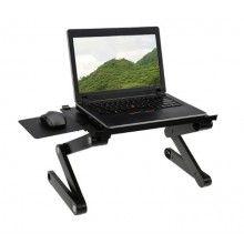 Masa functionala pentru laptop cu 2 suporturi