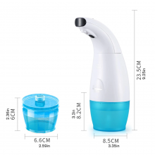 Dozator sapun spuma model Q-L004 cu infrarosu