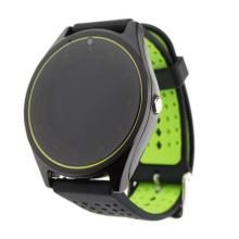 Ceas Smartwatch SMART LIFE cu ecran LCD verde