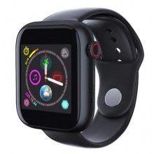 Smartwatch negru patrat X6