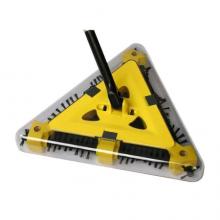 Matura SIKS® electrica 360 grade fara fir, cu acumulator reincarcabil, forma triunghi, galben