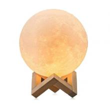 Lampa cu umidificator LUNA