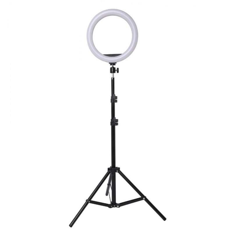 Lampa circulara Ring Light 180xLED