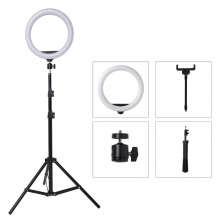 Lampa circulara Ring Light 180xLED