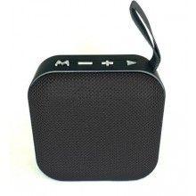 Boxa portabila SIKS® T5, compacta, usor de transportat, bluetooth, negru