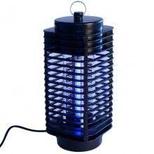 Lampa cu lumina ultra violeta anti insecte