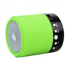 Boxa portabila WS-632 verde